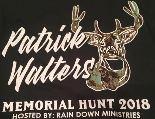 Patrick Walters Memorial Hunt 2018
